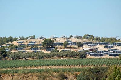 солнечная энергетика Испании