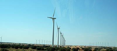 ветряная энергетика Испании