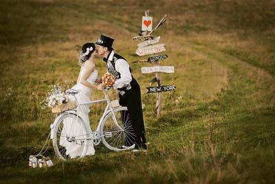 Свадьба в эко-стиле: основные требования экологичности (ч.1/2)