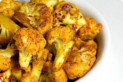 Цветная и брюссельская капуста с ароматом апельсина – полезное вегетарианское блюдо
