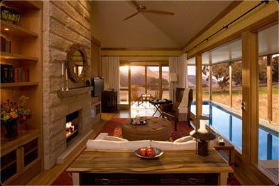Роскошный эко-курорт Wolgan Valley Resort & Spa в Австралии: зеленый туризм с комфортом (ч.3/3)