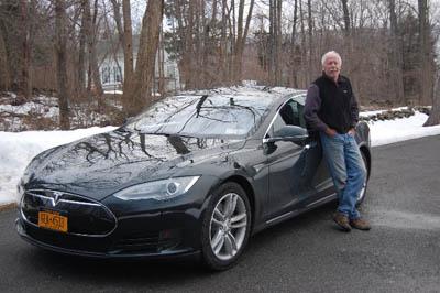 Tesla Model S – лидер по продажам электрокаров в Норвегии