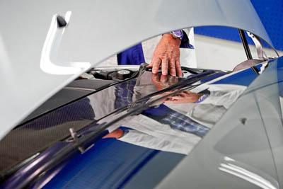Автомобильный аккумулятор вместо панелей кузова от Volvo