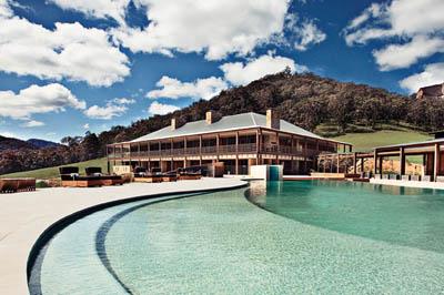 Роскошный эко-курорт Wolgan Valley Resort & Spa в Австралии: зеленый туризм с комфортом (ч.2/3)