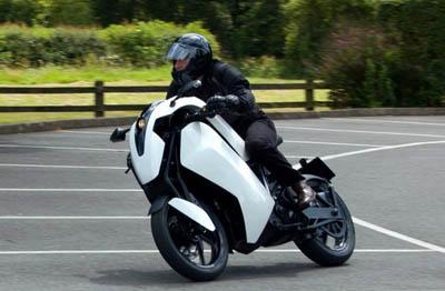 электромотоцикл Saietta